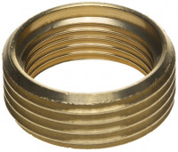 "Кольцо GENERAL FITTINGS переходное, латунь, 1"" х 3/4"""