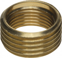 "Кольцо GENERAL FITTINGS переходное, латунь, 1/2"" х 3/8"""